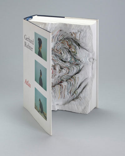 Noriko Ambe. Current - A Private Atlas: Gerhard Richter. 2009. Artist's book. The Museum of Modern Art, New York. Fund for the Twenty-First Century. © 2013 Noriko Ambe.