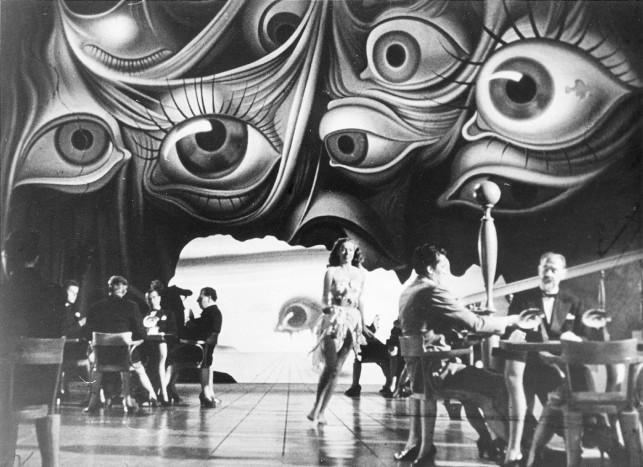 <em>Spellbound</em>. 1945. USA. Directed by Alfred Hitchcock