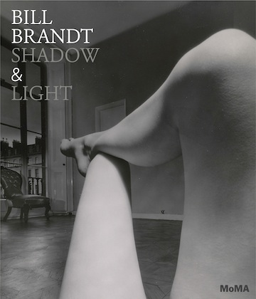 Cover of the exhibition catalogue Bill Brandt: Shadow & Light, published by The Museum of Modern Art