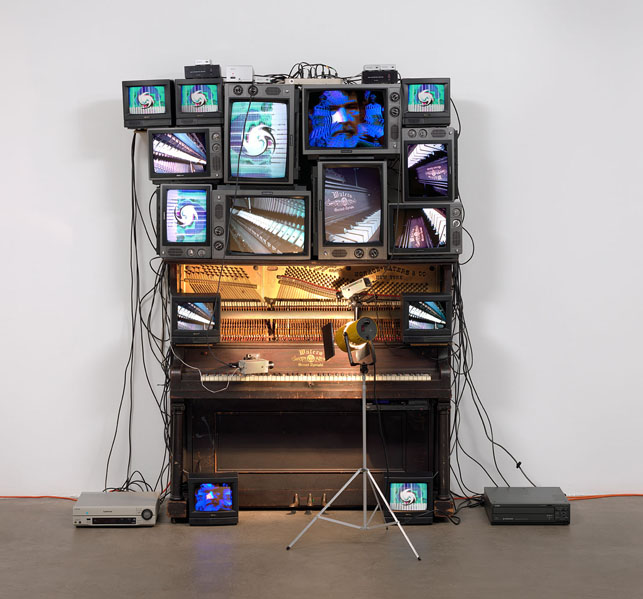 Nam June Paik. <em>Untitled.</em> 1993
