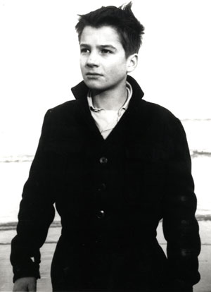 Jean-Pierre Leaud The 400 Blows. 1959. Directed by Francois Truffaut
