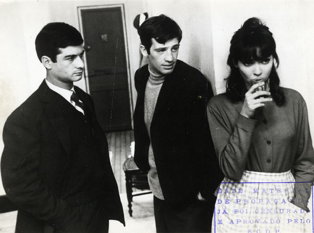 A Woman Is a Woman. 1961. France. Directed by Jean-Luc Godard