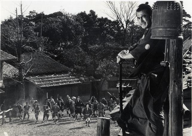 Yojimbo. 1961. Japan. Directed by Akira Kurosawa