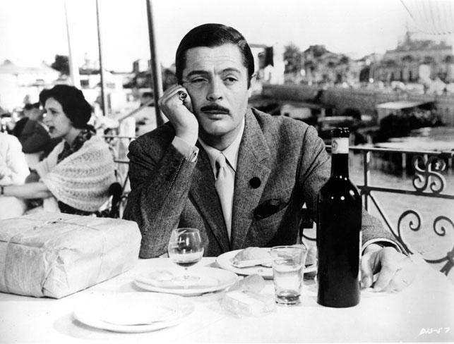 Marcello Mastroianni in Divorce, Italian Style. 1961. Italy. Directed by Pietro Germi