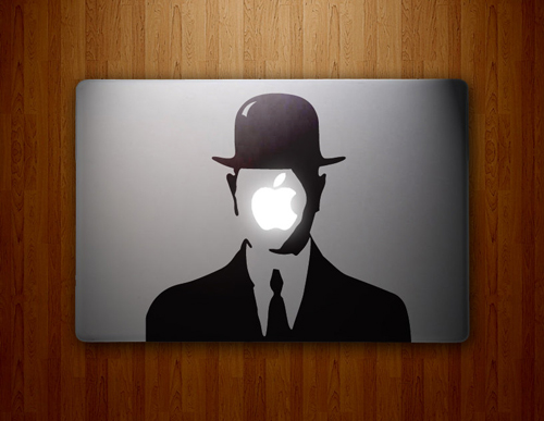 Vinyl Laptop or MacBook Decal by Nave Designs