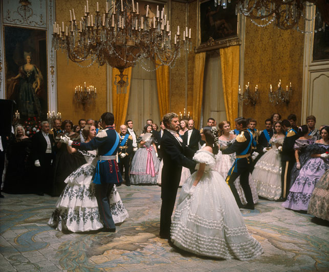 The Leopard. 1963. Italy. Directed by Luchino Visconti. Courtesy of Twentieth Century Fox and Pathé
