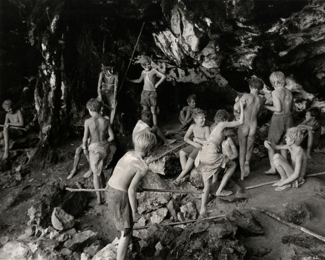 moma peter brook s lord of the flies lord of the flies 1963 great britain directed by peter brook