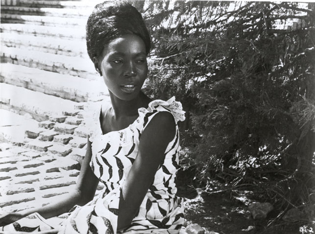 Black Girl. 1965. Senegal. Written and directed by Ousmane Sembene