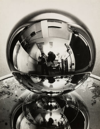 Man Ray. Laboratory of the Future. 1935. Gelatin silver print
