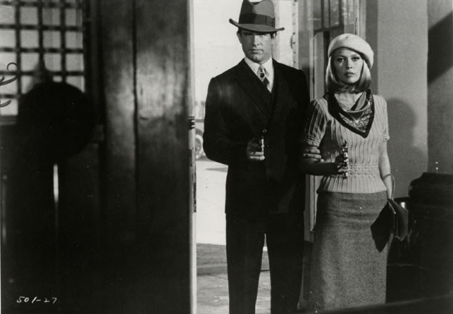 Bonnie and Clyde. 1967. USA. Directed by Arthur Penn
