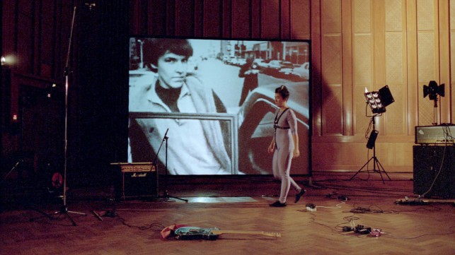 Pauline Boudry/Renate Lorenz. To Valerie Solanas and Marilyn Monroe in Recognition of their Desperation. 2013. Super 16mm film (color, sound), 18 min. Courtesy the artists