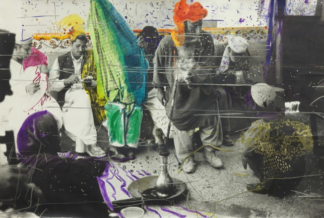 MoMA_Polke_Untitled_Quetta