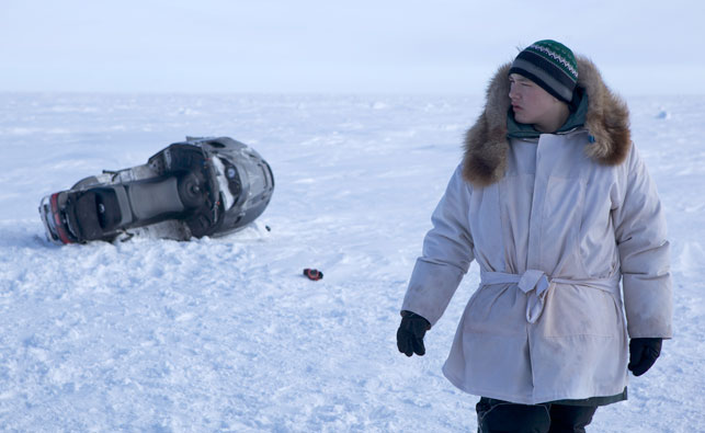 On the Ice. 2010. USA. Directed by Andrew Okpeaha MacLean. Courtesy of the filmmaker and Sundance Institute