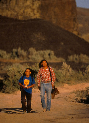 Smoke Signals. 1998. USA. Directed by Chris Eyre. Courtesy of Eyre and Sundance institute