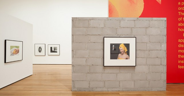 Installation view of Christopher Williams: The Production Line of Happiness at The Museum of Modern Art, New York (July 27–November 2, 2014). Photo by Jonathan Muzikar. © 2014 The Museum of Modern Art