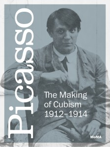 Cover image of the e-book Picasso: The Making of Cubism 1912–1914, published by MoMA. All works by Pablo Picasso. ©  2014 Estate of Pablo Picasso/Artists Rights Society (ARS), New York