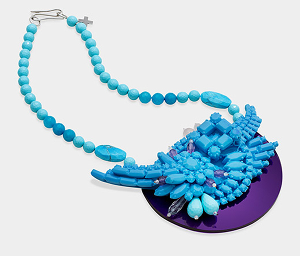 Precious Plastic Necklace