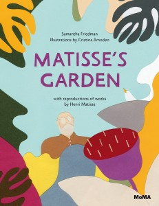 Cover of Matisse's Garden, published by The Museum of Modern Art