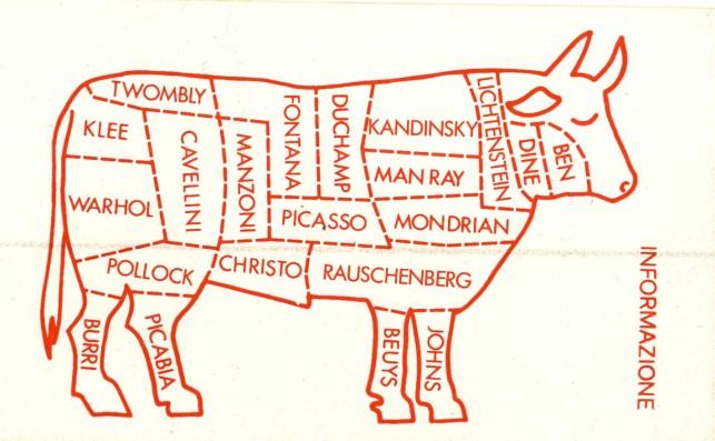 Gugliermo Achille Cavellini. Informazione. n.d. Cavellini artist file, MoMA Library