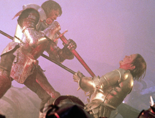 Excalibur. 1981. Great Britain. Directed by John Boorman. © Orion Pictures. Courtesy Orion/Photofest