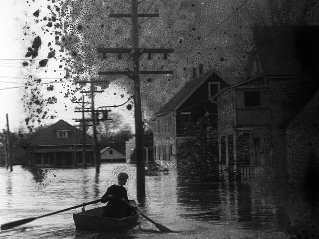 The Great Flood. 2013. USA. Directed by Bill Morrison. Courtesy of Bill Morrison