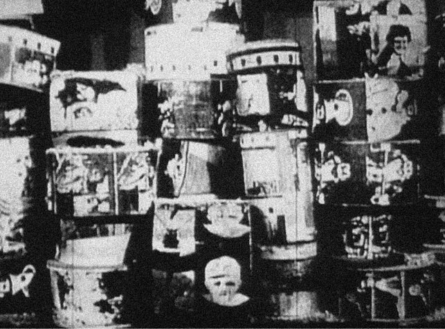 The Film of Her. 1996 USA. Directed by Bill Morrison. Courtesy of Bill Morrison