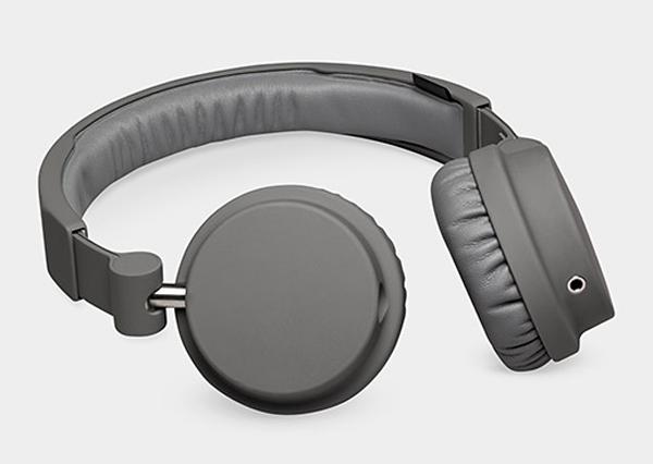 Headphone Zinken Dark Grey