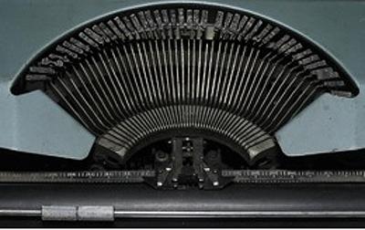 Illustration 6. Kong Byung-Woo Hangul typewriter, 1947, Brand: Underwood, Photograph by Yoo-Seong Yoon, Sandoll Communications