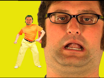 A scene from Tim and Eric Awesome Show, Great Job! Image courtesy Abso Lutely Productions