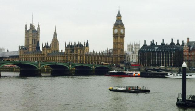 London. Photo: Christina Eliopoulos