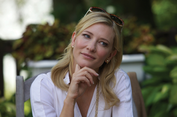 Blue Jasmine. 2013. USA. Written and directed by Woody Allen. Courtesy Sony Pictures Classics/Photofest