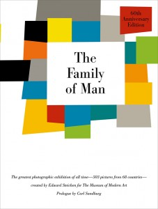 Cover of The Family of Man, published by The Museum of Modern Art