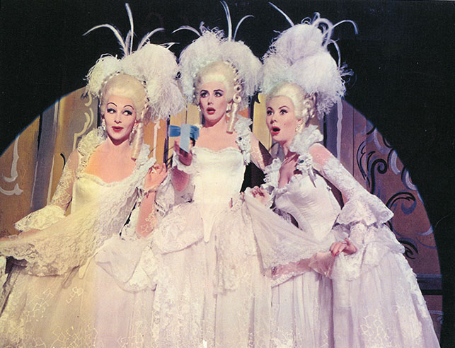 Les Girls. 1957. USA. Directed by George Cukor. Courtesy MGM/Photofest