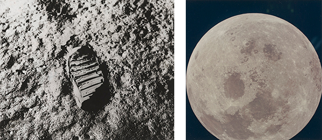 MoMA | MoMA Collects: NASA Photographs of the Apollo Missions