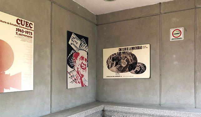 Filmoteca, UNAM. Photo: Anastasia Antonopoulou