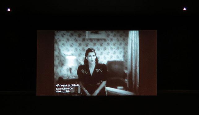 ¿Actuamos como caballeros o como lo que somos? El humor en el cine mexicano exhibition at Galeria de la Cineteca Nacional, May 18–October 18, 2016. Photo: Anastasia Antonopoulou